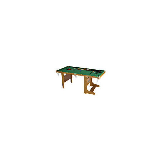 BCE 4ft 6inch Folding Snooker Table