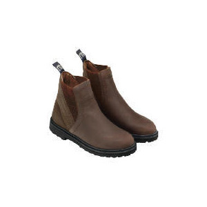 Photo of Harry Hall Junior Recife Jodhpur Boot Brown 2/34 Sports and Health Equipment