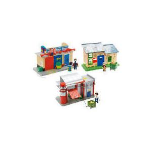 Photo of Postman Pat Mini Teds Garage Playset Toy