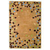 Photo of Tesco Confetti Wool Rug, Multi 160X230CM Rug