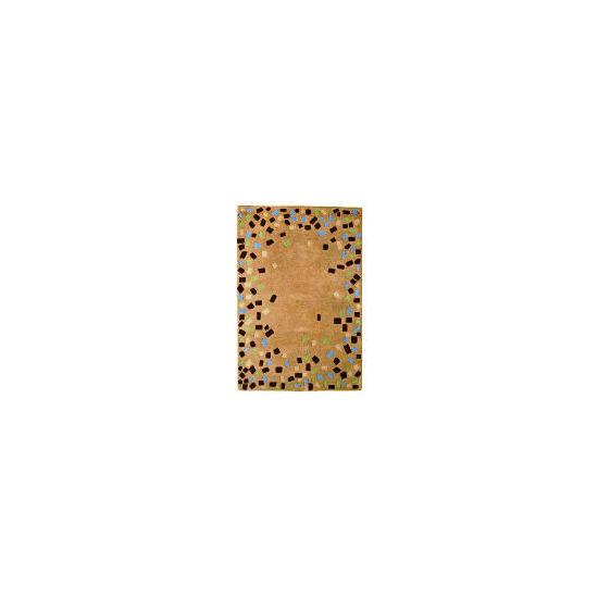 Tesco Confetti Wool Rug, Multi 160x230cm