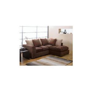 Photo of Ontario Right Hand Facing Corner Unit, Chocolate Furniture
