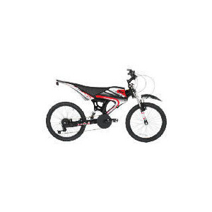 "Photo of Flite Motocross 20"" Bike Bicycle"