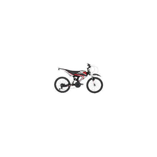 """Flite Motocross 20"""" Bike"""