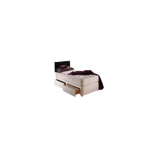 Sealy Classic Ortho Superior Single 2 Drawer Divan Set