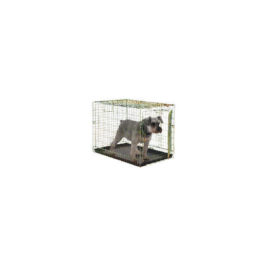 Zinc plated car crate small