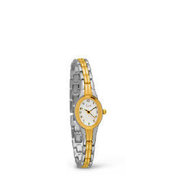 Limit Ladies Two Tone Bracelet Watch Reviews