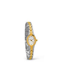 Limit Ladies Two Tone Bracelet Watch Reviews