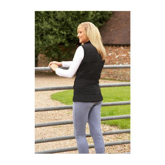Tesco ladies' jodhpurs - dusk blue