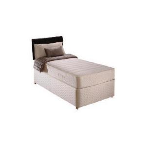 Photo of Sealy Classic Memory Comfort Single Non Storage Divan Set Bedding