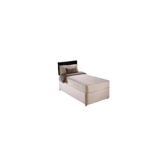 Sealy Classic Memory Comfort Single Non Storage Divan Set