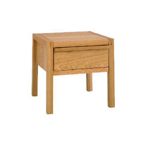 Photo of Hanoi Side Table - Oak Furniture