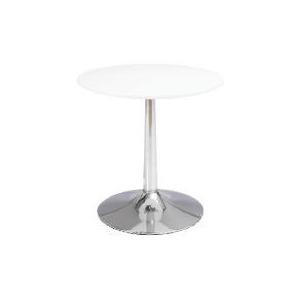 Photo of Barello Side Table - White Gloss Furniture