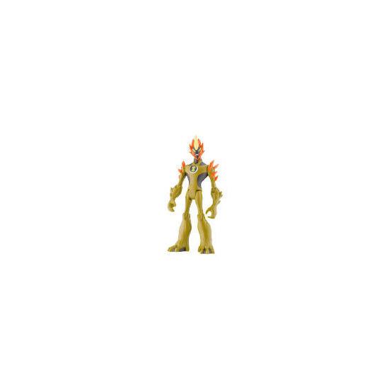 Ben 10 Alien Force Swampfire Figure