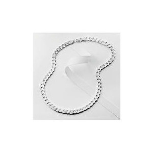 """Photo of Silver Curb Chain, 20"""" Jewellery Woman"""