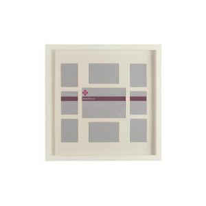 Photo of Tesco Block Frame Cream 9 Aperture Home Miscellaneou
