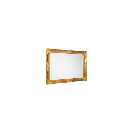 Kingsbury Gold Mirror 91x66cm
