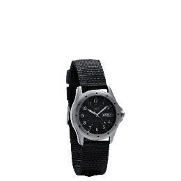 Lorus Mens Webbing Black Watch Reviews