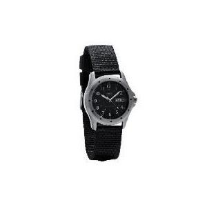 Photo of Lorus Mens Webbing Black Watch Watches Man