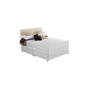 Photo of Silentnight Miracoil 7-Zone Memory Denver King 2 Drawer Divan Set Bedding