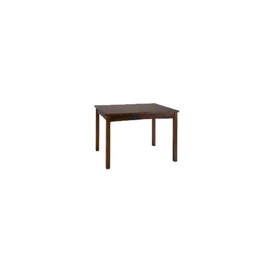 Franklin Dining Table, Dark Oak