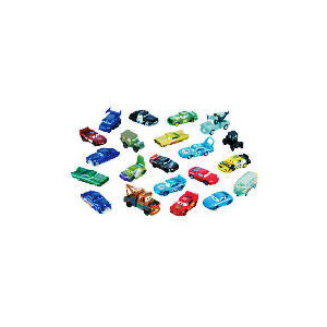 Photo of Cars Die-Cast Character Assortment Toy