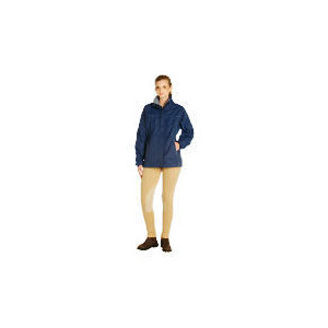 Photo of Harry Hall Ladies Woodbridge Jacket - Navy XLARGE Sports and Health Equipment