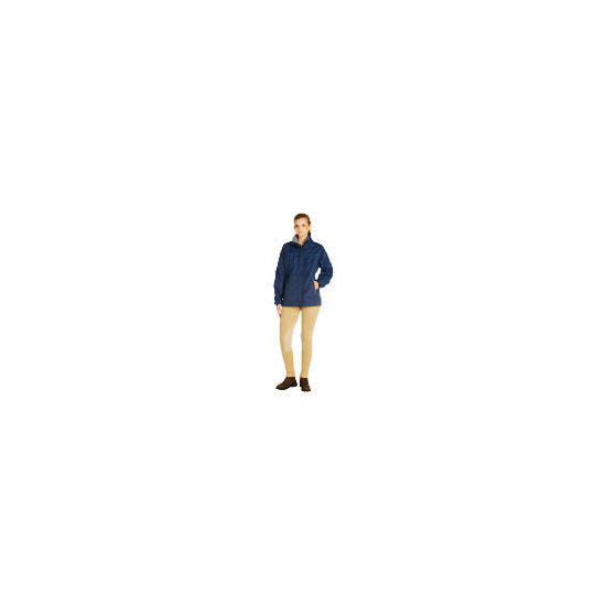 Harry Hall Ladies Woodbridge Jacket - Navy XLARGE