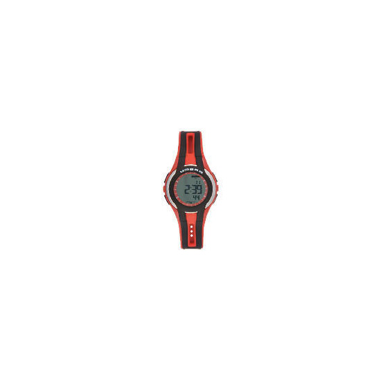 Red Umbro Watch