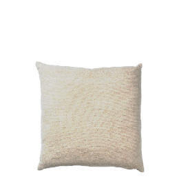 Tesco Plain Large Chenille Cushion 57x57cm, Stone Reviews