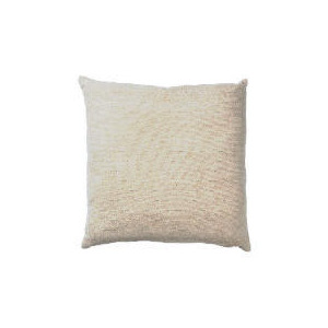 Photo of Tesco Plain Large Chenille Cushion 57X57CM, Stone Cushions and Throw