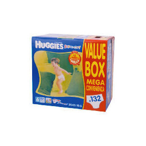 Photo of Huggies Superdry Mega Value 132 Baby Product