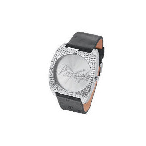 Photo of Pineapple Large Diamante Case Watch Watches Man