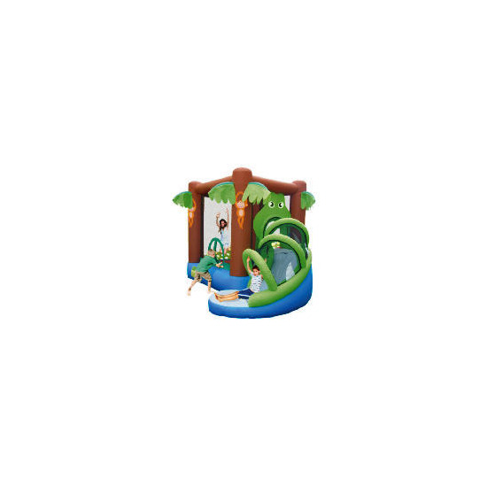 Tesco Elephant Airflow Bouncy Castle