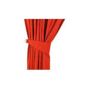 Photo of Tesco Kids Curtains, Red Curtain