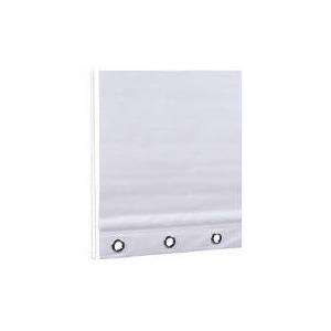 Photo of Eyelet Roller Blind 120X160CM - White Curtain