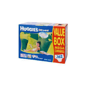 Photo of Huggies Sdry 5 Mega Value 162 Baby Product