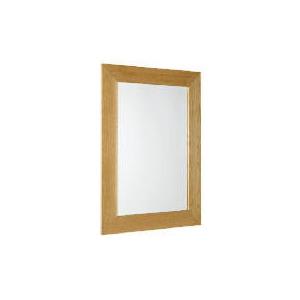 Photo of Solid Oak 4 Inch Mirror 76X50CM Home Miscellaneou
