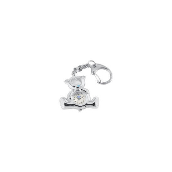 Me To You Keyring Bear Clock