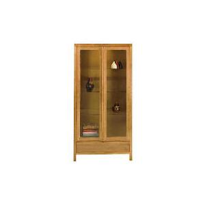 Photo of Hanoi Display Cabinet, Oak Furniture