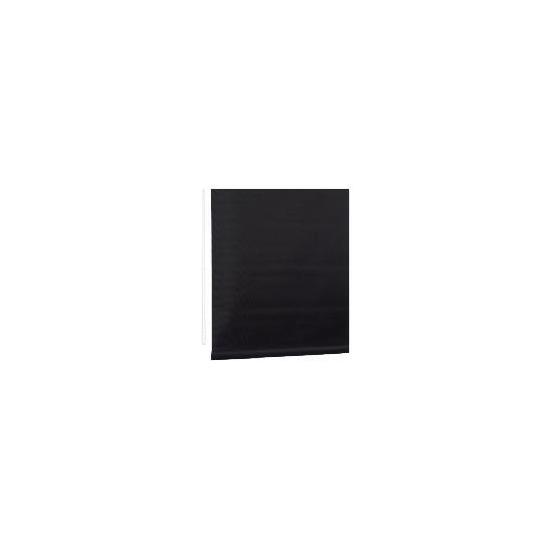 Thermal  Blackout Blind 180cm Black