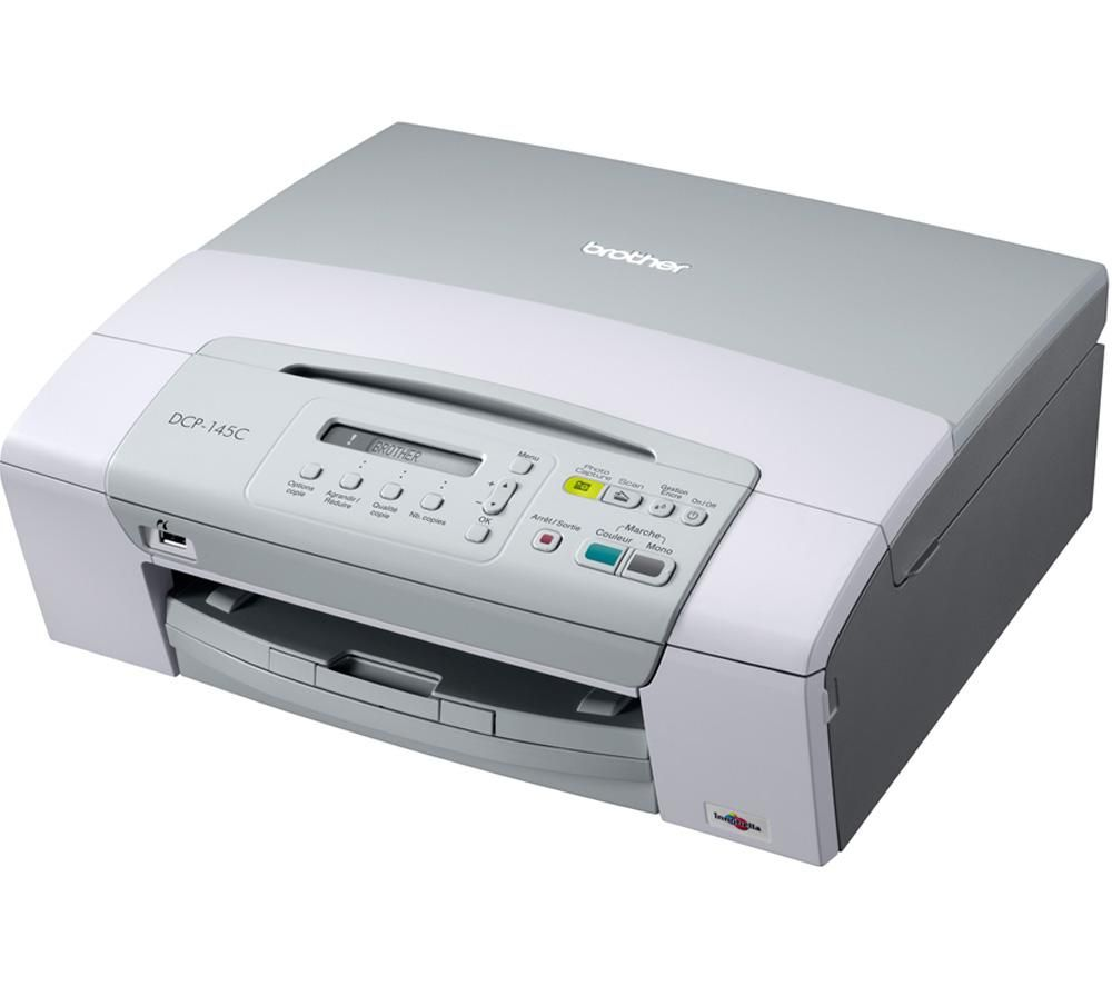 Brother DCP 145C Colour Inkjet Printer Reviews - Compare Prices and
