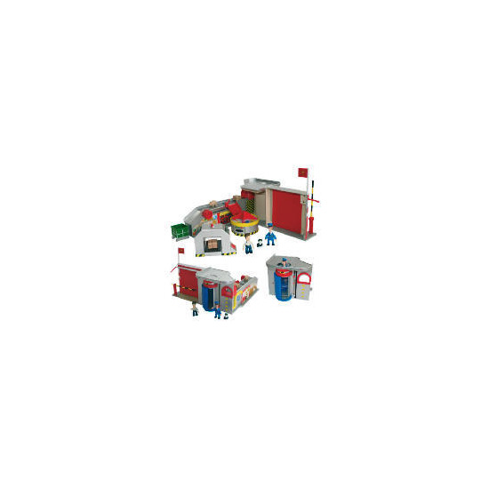 Postman Pat Mini Sds Sorting Office Playset