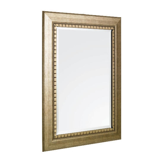 Piemont Silver Mirror