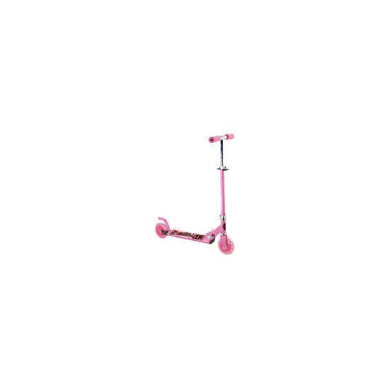 Street Gliders Predator inline scooter pink