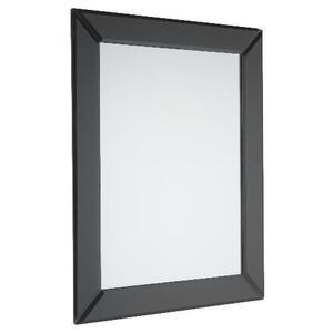 Photo of Tesco Contemporary Black Bevelled Mirror 40X50CM Furniture