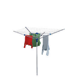 Steel 40m 4 arm rotary airer Reviews