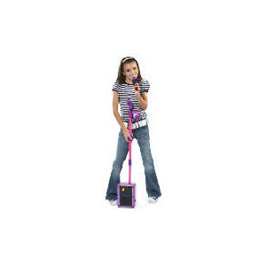Photo of Hannah Microphone Mic and Stand Toy
