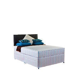 Layezee Value Memory Foam King 4 Drawer Divan Set Reviews