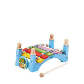 In The Night Garden Wooden Xylophone Exclusive Reviews